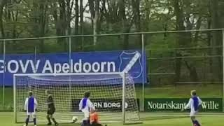 Dimiani Vianello scores beautiful goal!