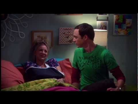 The Big Bang Theory  Soft kitty feat Sheldon, Penny
