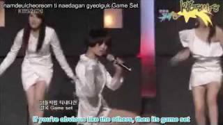 Kara - Lupin Live Eng subs and Romanji