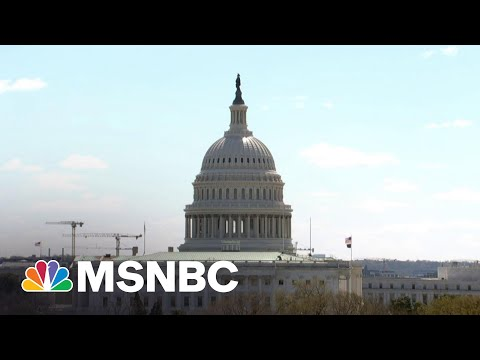 At Least One Person Shot Outside Capitol After Incident   MSNBC