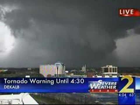 Atlanta Tornado Youtube