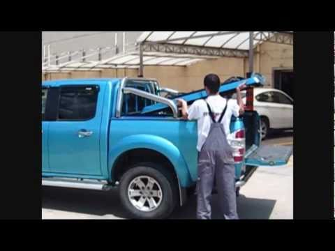 At www.accessories-4x4.com: Ford Ranger XLT limited pickup challenge off road 4x4 accessories turbo