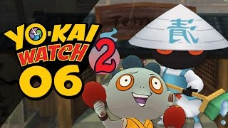 Yo-Kai Watch 2 - Episode 6 | Bam-Boom Fusion!