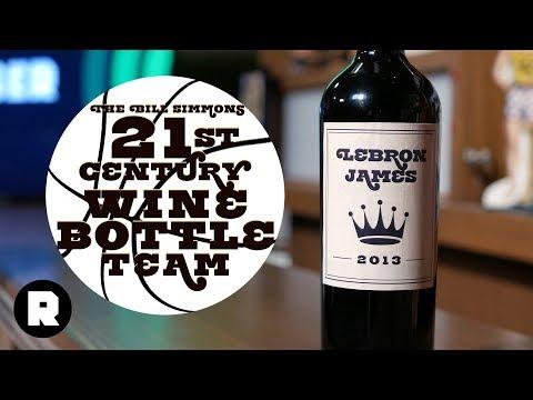 Bill Simmons's 21st-Century Wine Bottle Team | The Ringer