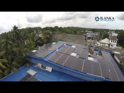 JLanka Commercial & Industrial Solar Power Projects