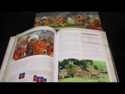 Unboxing Hail Caesar Conquest of Gaul