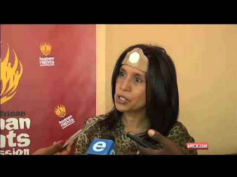 The Khoisan people call for acknowledgement of their culture