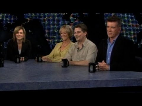 Alan Thicke and 'Growing Pains' cast on CNN (Entire Interview)