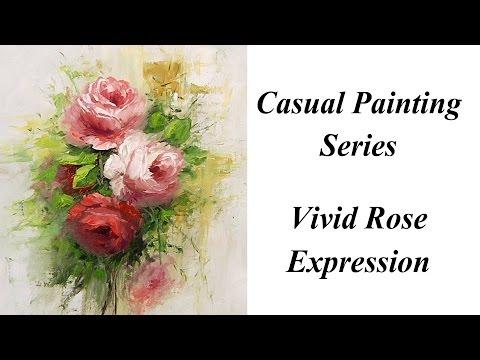 Vivid Rose Expression