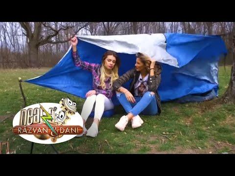 Cum se montează un cort? Ramona: