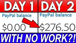 Earn $276+ Everyday 🔥DOING NOTHING!🔥 If you are LAZY!? (MAKE MONEY ONLINE)