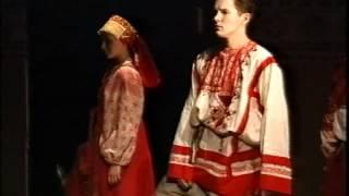 Ч 1  Музыка русского костюма  Ч 1  ЦТК СОГЛАСИЕ  2001г