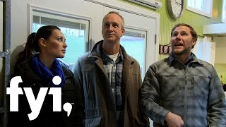 Tiny House Nation: Date Night Details  S3, E10  | Fyi
