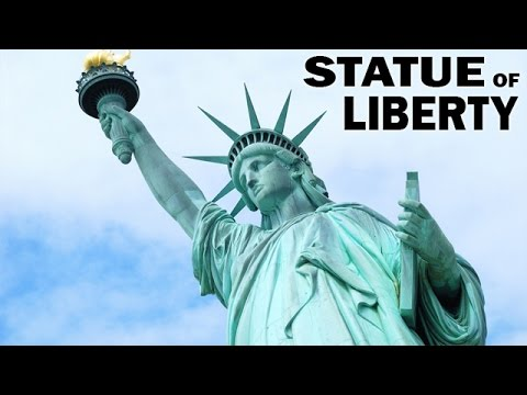 History of the Statue of Liberty | How Was the Statue of Liberty Built | Documentary | 1986