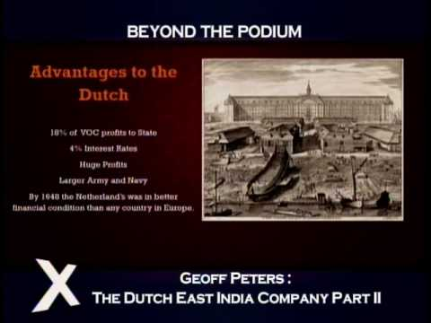The Dutch East Indies Company Part 1