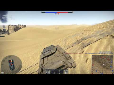 War Thunder en Español - Second Battle of El Alamein
