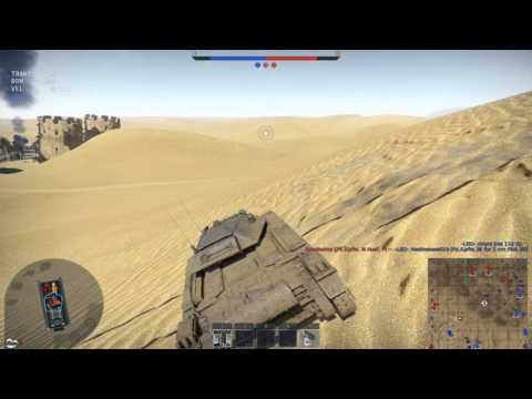 War Thunder en Español - Second Battle of El Alamein