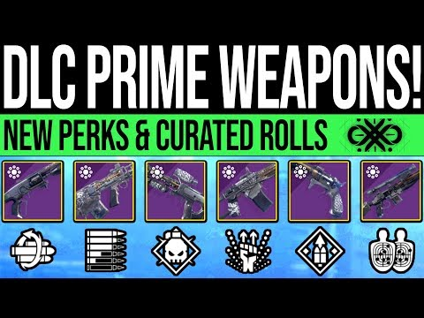 Destiny 2 | How to Get Gambit Prime WEAPONS, Curated Rolls & How They Drop! (Season of The Drifter) thumbnail
