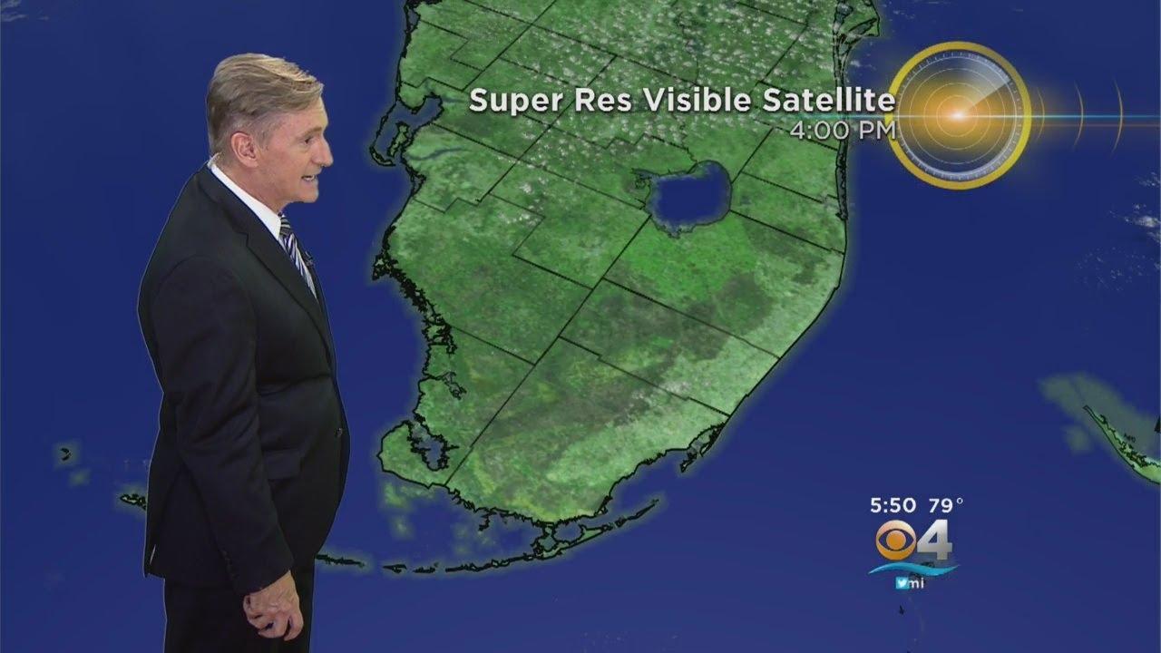 CBSMiami.com Weather @ Your Desk 2/16 6PM