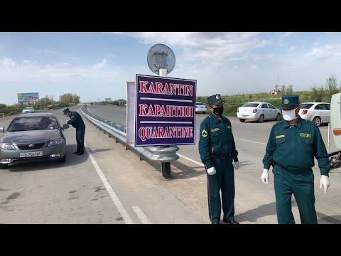 Как проходит карантин в Узбекистане!Узбекистан.Коронавирус!!