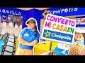 Convierto mi CASA en un CINEPOLIS 🍿🎞🌭 SALA 1 se SALE de CONTROL ⚠️ Vloggeras Fantásticas