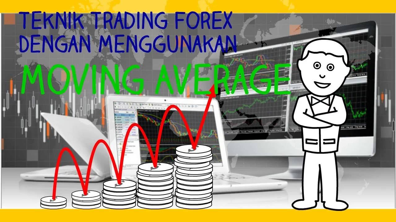 Teknik Trading Sederhana Tapi Profit dengan Moving Average