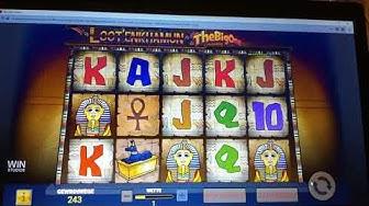 Online Casino Club Loot'Enkhamun   Das Geld muss weg   4 Stunden Teil 9