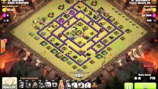 Clash of Clans : butterfly dando pt com gowipe