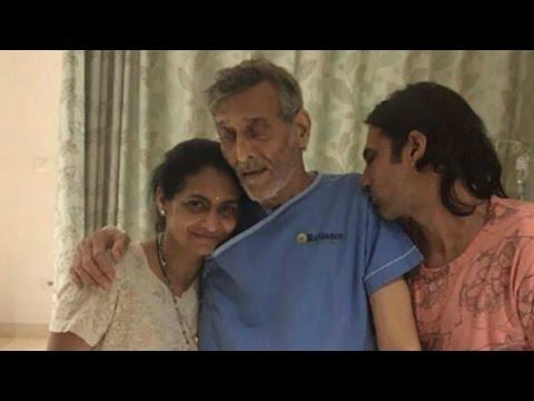 Dayavan Vinond Khanna Suffering From CANCER,Photo Viral On Internet !!