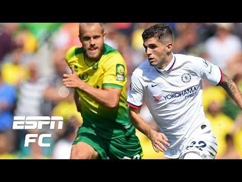 Is Christian Pulisic starting to hit his stride for Chelsea? | Premier League