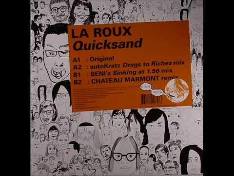 La roux quicksand beni s sinking at 1 56 mix