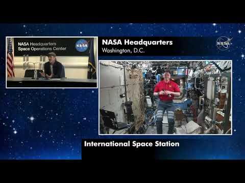 Kevin & Liz - Brad Pitt talks to an astronaut