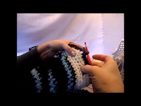Diy Kinderleichtes Tolles Muster Häkeln Tasche Einfache