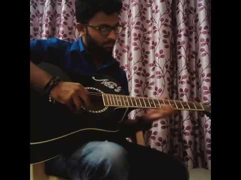 Kabhi na kabhi to miloge (Shaapit) Guitar tabs hindi   single string ...
