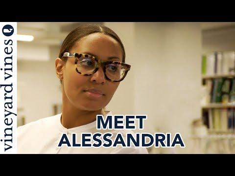 vineyard vines Employee Spotlight: Meet Alessandria