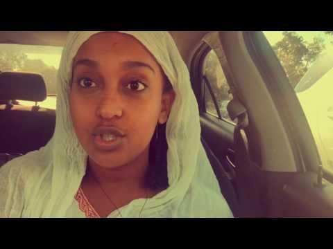 Ethiopian Girl goes to Ethiopian Orthodox Church || Vlog 4