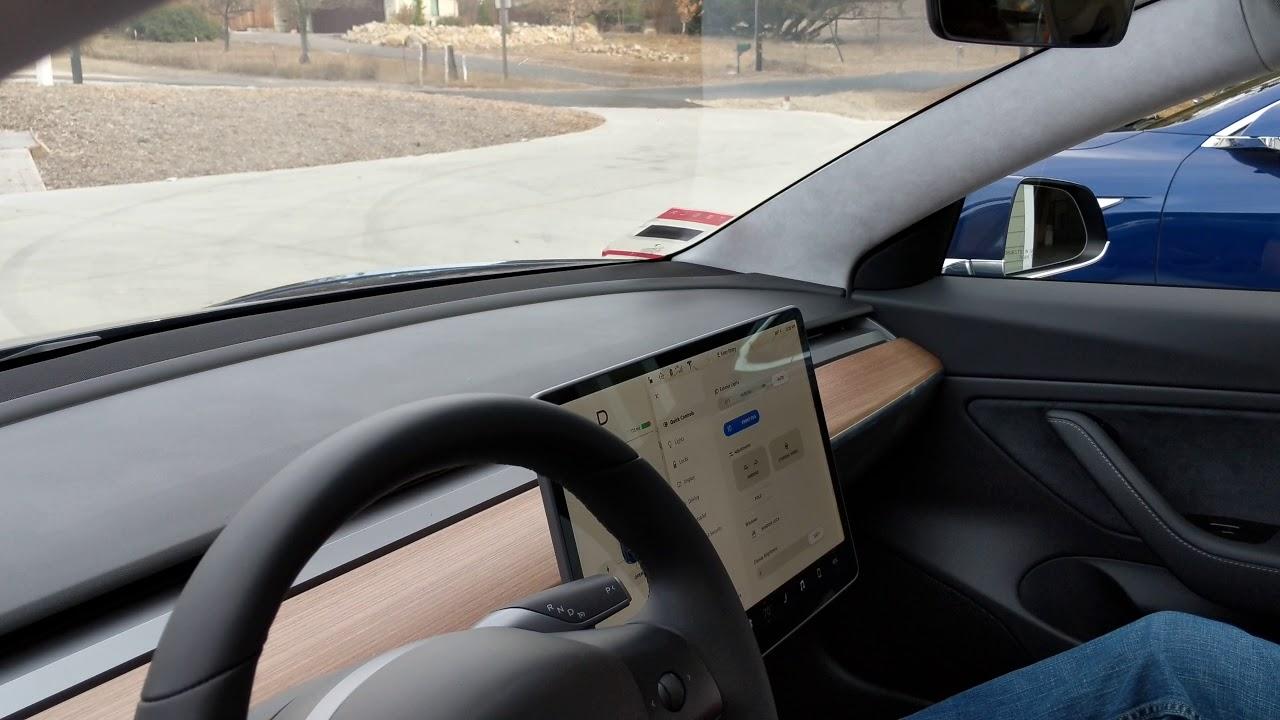 Model 3 Interior Build Quality Impressions