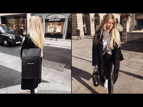 b9ae324521 LONDON VLOG   BARGAIN & DESIGNER SHOPPING AD – Shopping time