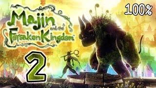 Majin and the Forsaken Kingdom Walkthrough Part 2 (PS3, X360) 100% Guide