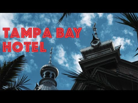 Tampa Bay Hotel | Henry B. Plant Museum | Plant Hall | University of Tampa | Haunted Hotel?