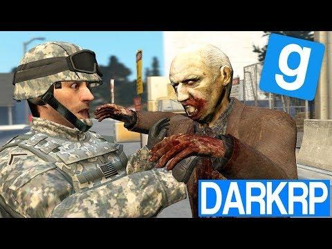 L'INVASION ZOMBIE COMMENCE !! 1/2 - Garry's Mod DarkRP