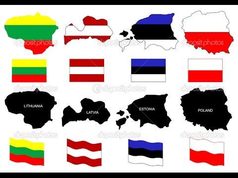 The Baltic armies! [2015] (Lithuania, Estonia,Latvia, Poland)