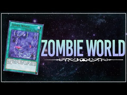 [Yu-Gi-Oh! Duel Links] Zombie World | Overwhelm