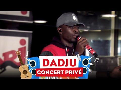 Exclu - Dadju: la vidéo de son concert privé chez NRJ !
