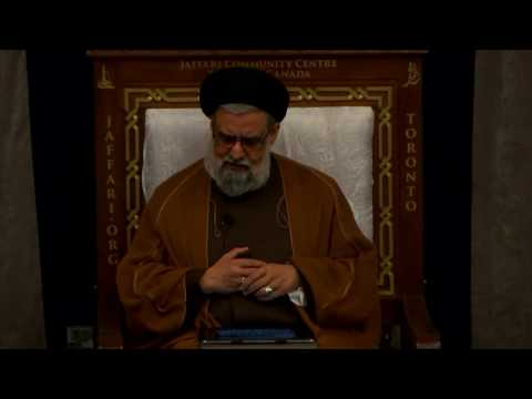 Is the Qur'an Unoriginal? Word of God or Muhammad? - Maulana Syed Muhammad Rizvi