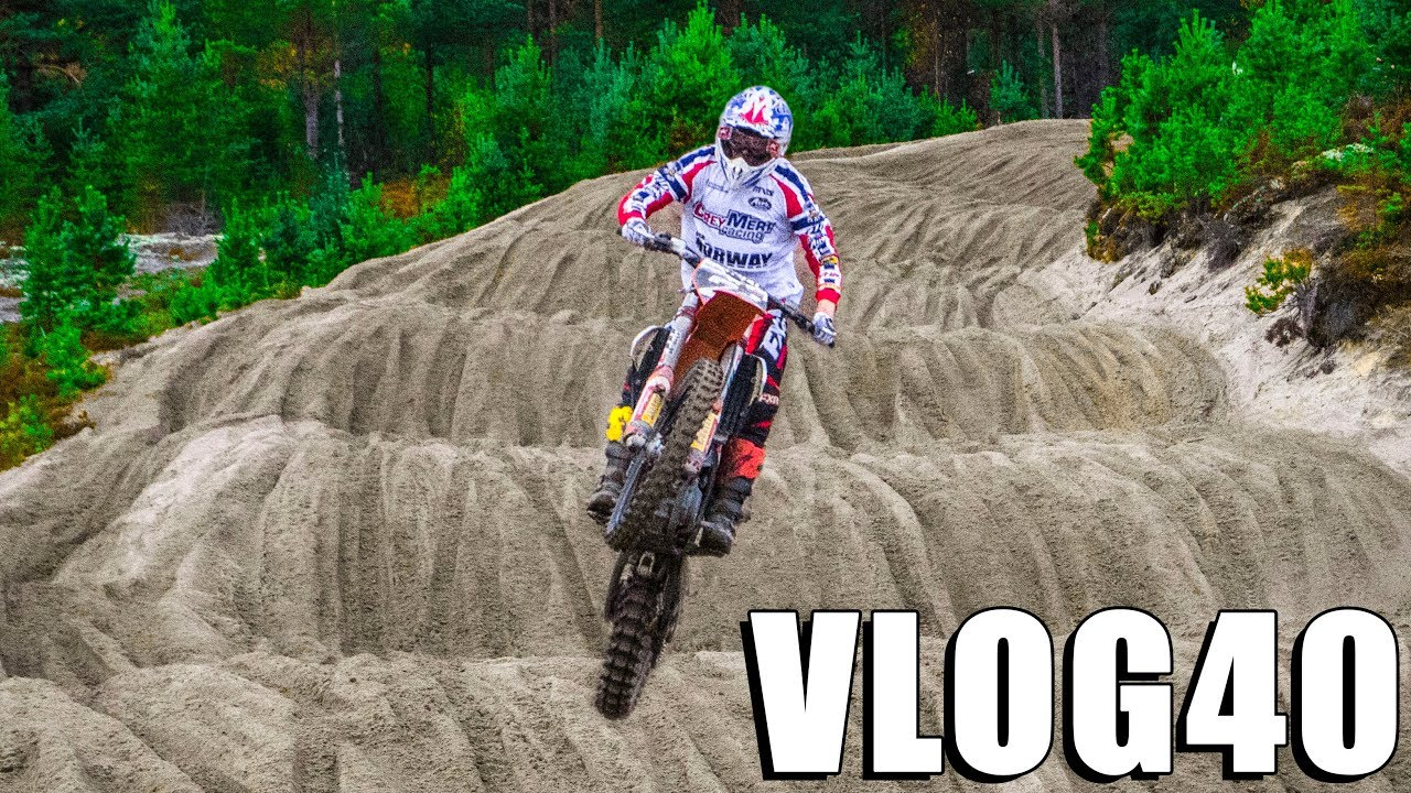 Awesome Sand Motocross Riding Youtube