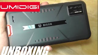 Unboxing: Umidigi Bison Budget Rugged Android Smartphone! (48MP Camera, 6GB RAM)