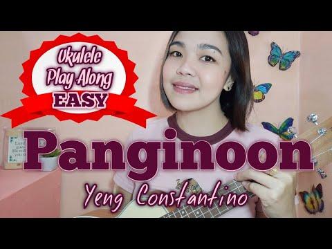 Panginoon (Yeng Constantino) - EASY Ukulele Play Along - YouTube