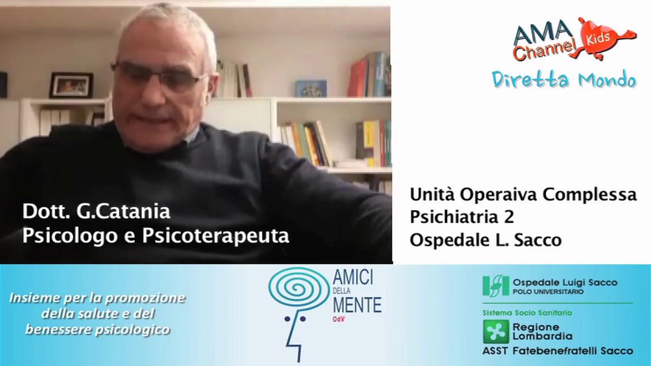 Consigli Utili Dal Presidente Dr Catania Per Affrontare L Emergenza Covid Amici Della Mente Odv