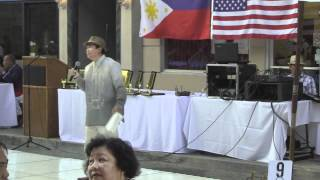 Entertainment at 4th Annual Kayamanan ng Bayan on New York Street in CBS Studio Center